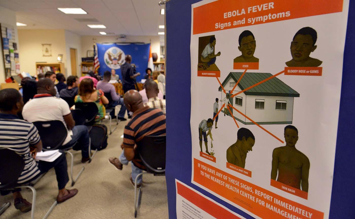Ebola Emergency Information Session