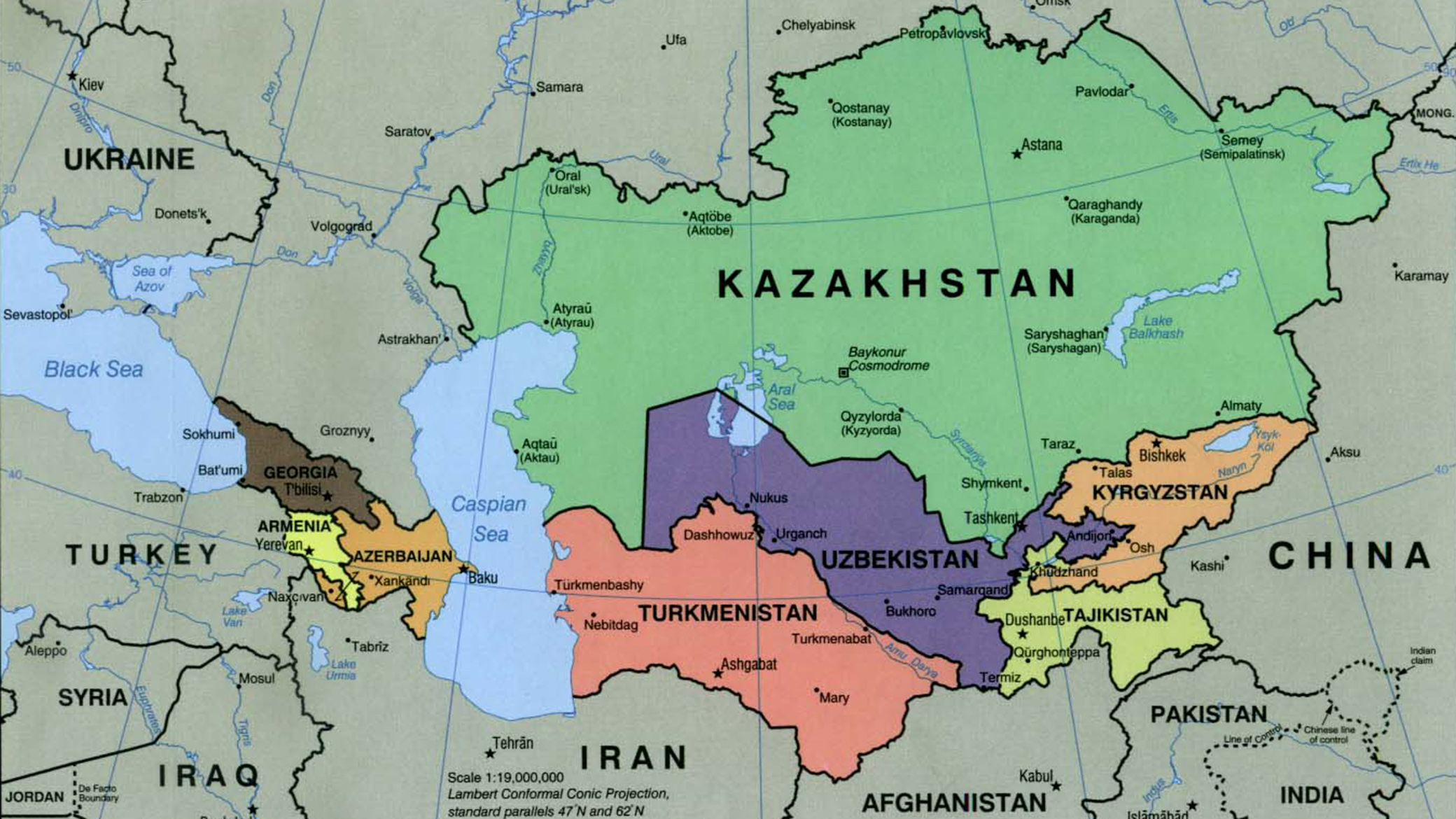 Picture of: A Vision For Shared Prosperity In Central Asia Center For Strategic And International Studies
