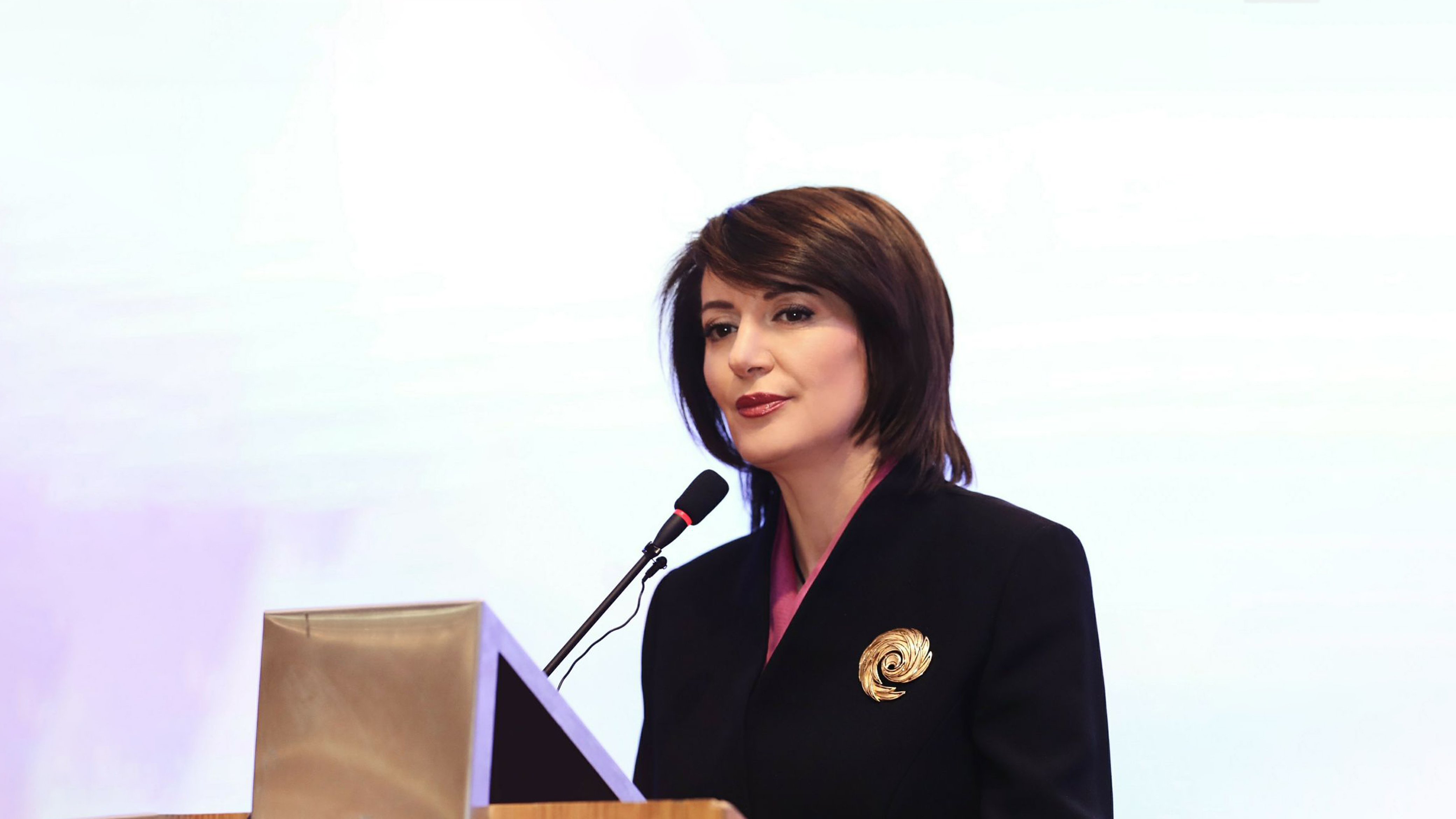 Rape as a Weapon of War: A Conversation with Former Kosovo President Atifete Jahjaga