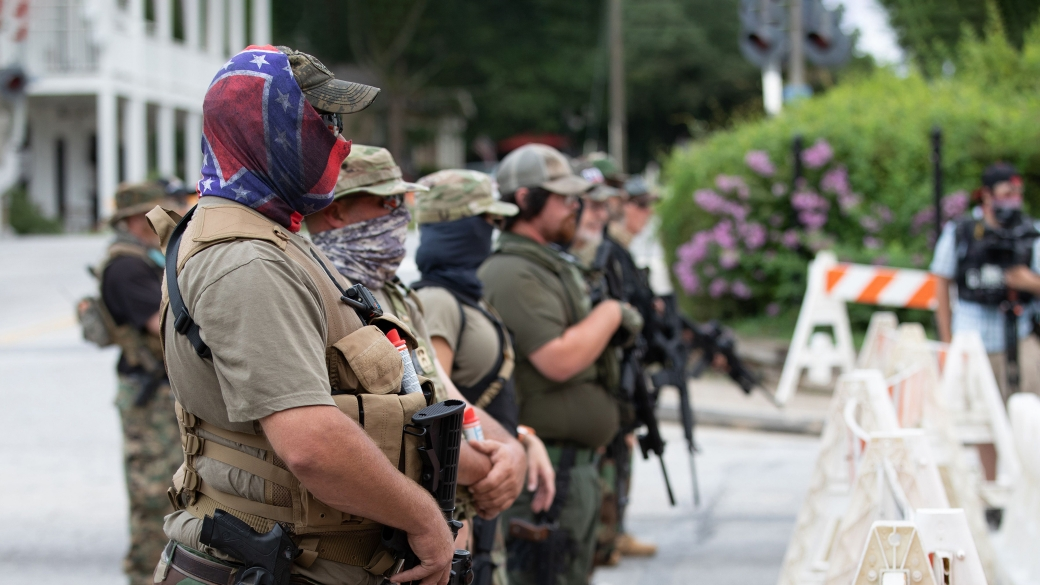 The War Comes Home: The Evolution of Domestic Terrorism in the United States
