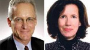 Steve Morrison & Lisa Carty