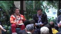 Video thumbnail for Pacific Day 2013 Part 2: Panel
