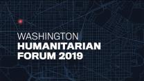 Video thumbnail for Washington Humanitarian Forum