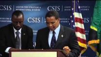 Video thumbnail for Statesmen's Forum: President Kikwete of Tanzania