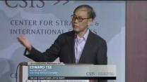 Video thumbnail for China's Power: Up for Debate (2018) - Proposition 4, Edward Tse and Samm Sacks