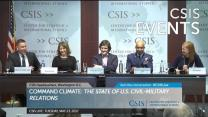 Video thumbnail for Command Climate: Panel III -   The Military and the Public