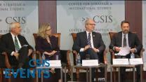 Video thumbnail for U.S. Energy Policy in the 2016 Elections and Beyond: Incremental or Transformational?-Panel5