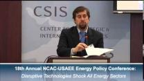 Video thumbnail for 18th Annual NCAC-USAEE Energy Policy Conference: Lunch Keynote