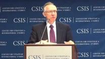Video thumbnail for Video Highlight Harvey Fineberg Speaks at CSIS
