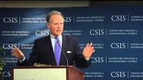 Video thumbnail for The Future of U S  Egypt Relations Keynote Address
