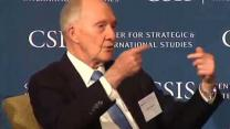 Video thumbnail for How Will the United States Engage in the Middle East after Iraq and Afghanistan?