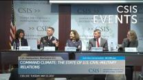 Video thumbnail for Command Climate: Panel 1 – The Military and Policymaking