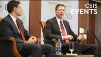 Video thumbnail for The National Security Division at 10:  James B. Comey Keynote